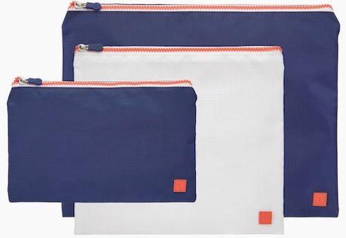 3 x Suitcase Organiser Totes
