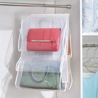 Handbag Organiser - White