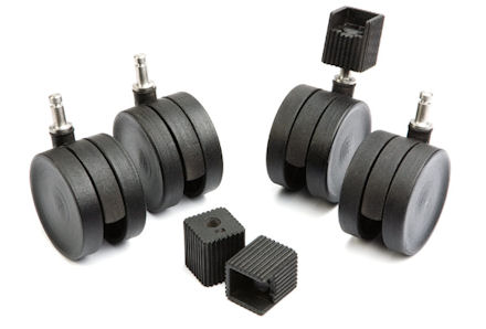 Elfa Casters - Set of 4