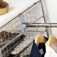 Elfa Clothes Rail Kit - Frame to Frame