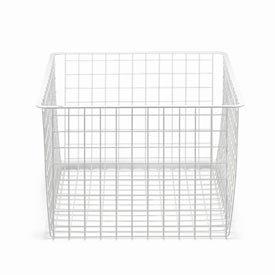 Elfa Wire Basket 45cm x 44cm - Deep