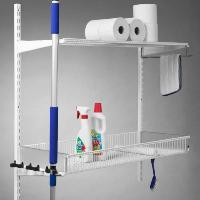 Elfa Cleaning Shelf & Broom Kit