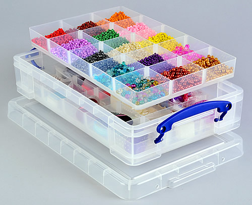 Hobby Storage Box 4 Ltr Really Useful Box Really