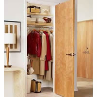 Elfa Hallway/Cloakroom - Best Selling Solution 1