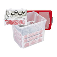 Decorations Storage Box - Large 45 Ltr.