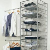 Elfa Clothes Rail Kit - Wall to Frame