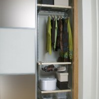 Female Wardrobe - Elfa Best Selling Solution