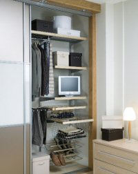 Male Elfa Wardrobe - Best Selling Storage Solution
