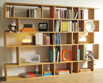 Balance Book Shelf - Tall