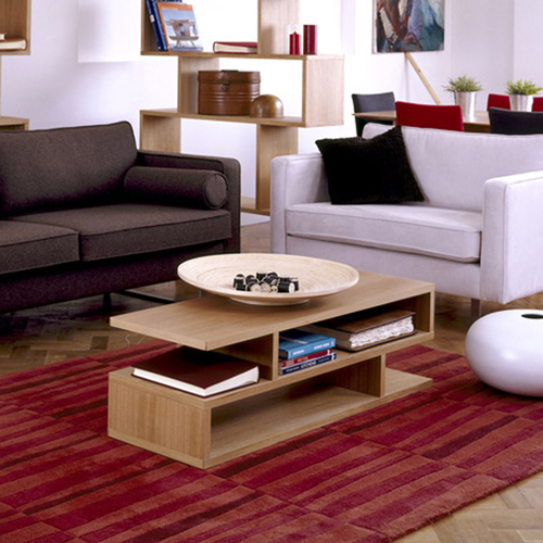balance coffee table with storage
