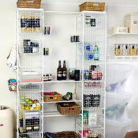 Ultimate Elfa Pantry Storage Unit