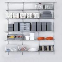 elfa shelving for garage storage