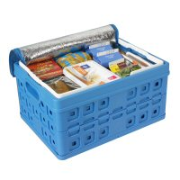 Folding Crate & Cool Bag