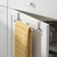 Kitchen Over Cabinet Towel Bar