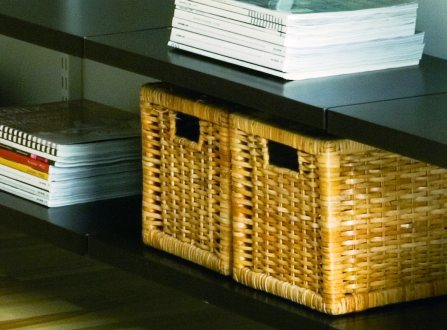 elfa shelving solid wood shelf