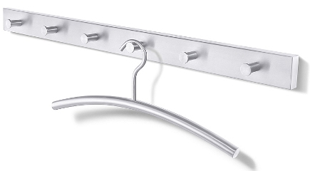 Store Stainless Steel Coat Rack