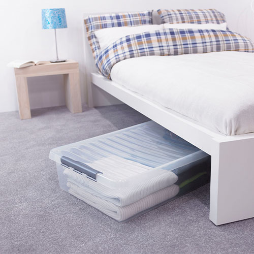 XXL Under Bed Box - Plastic
