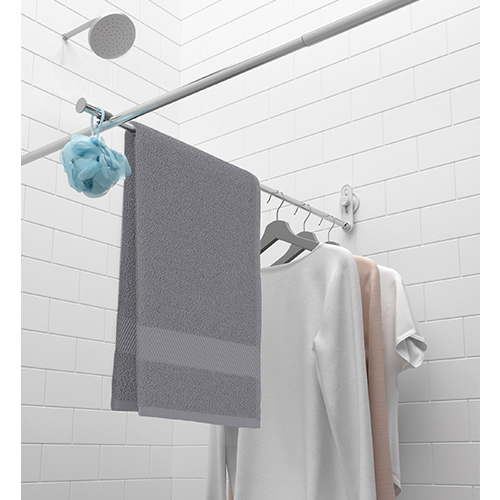Sure-Lock Foldaway Shower Drying Bar