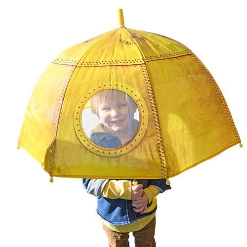 Kids Umbrella with Window