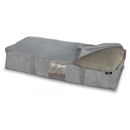 Underbed Storage Chest - Stone Grey