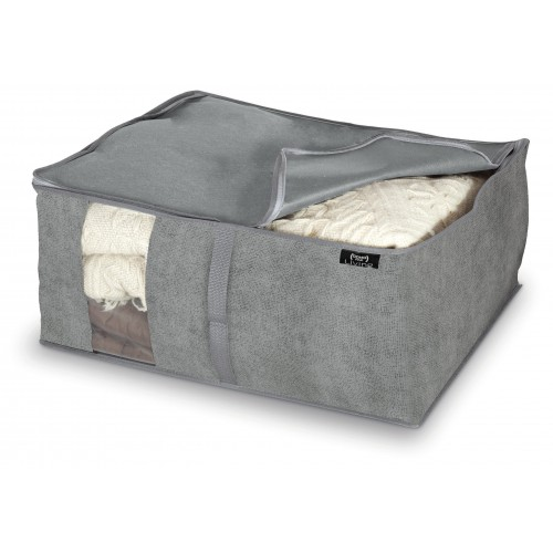 Blanket Storage Bag - Stone Grey