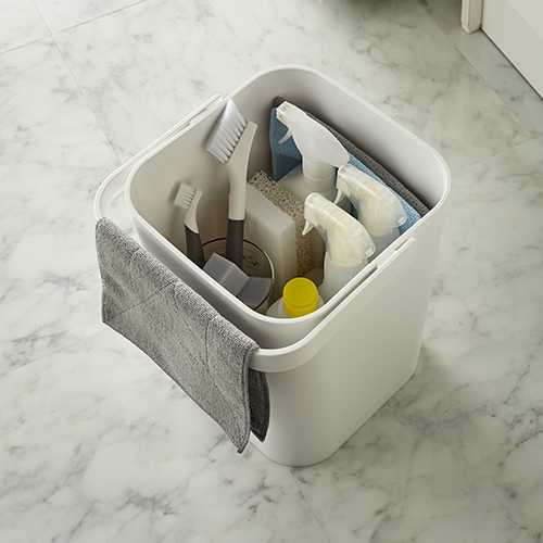 Bathroom Storage Bin with Lid