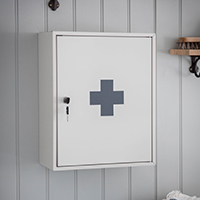 First Aid Cabinet - Wall Mounted