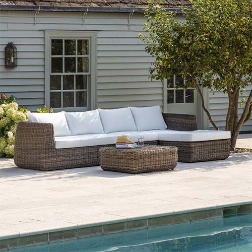 All-Weather Skala Rattan Sofa Set