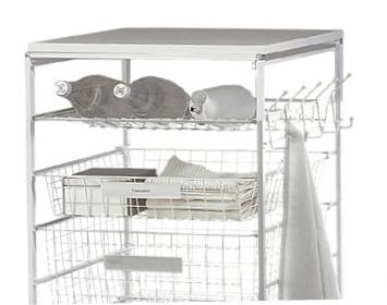 Elfa Shoe Shelf for Drawer Towers - 55cm x 54cm