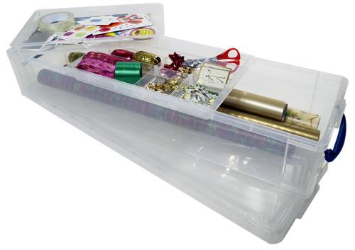 RUB Gift Wrap Storage Box - Really Useful Boxes