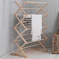 Traditional Clothes Horse