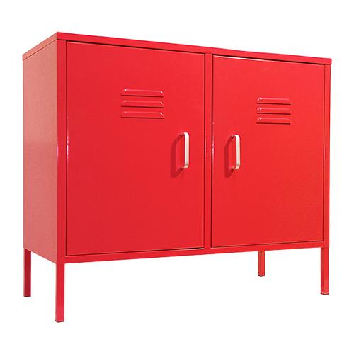 Retro Cabinet Double Locker