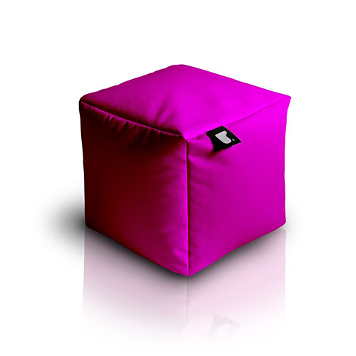 Bean Bag Crazy Mighty B-Box Footstool - Indoor