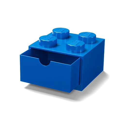 Giant LEGO Brick Desktop Storage Drawers - Medium